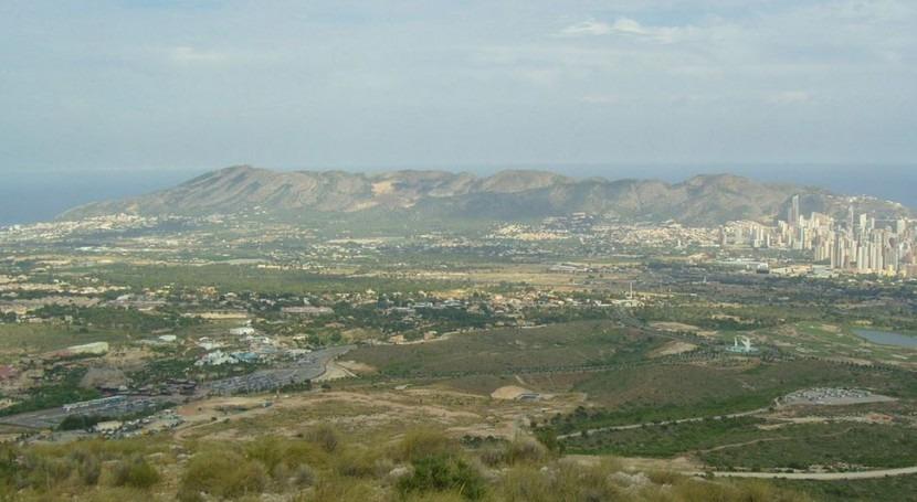 Hidraqua mejora drenaje acceso al Parque Natural Serra Gelada