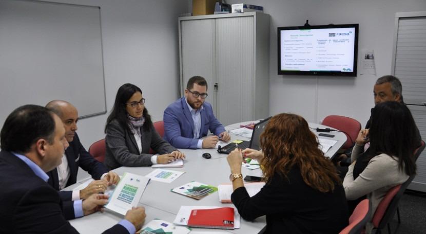 FACSA y Consejo Cámaras presentan proyecto REMEB Diputación Castellón