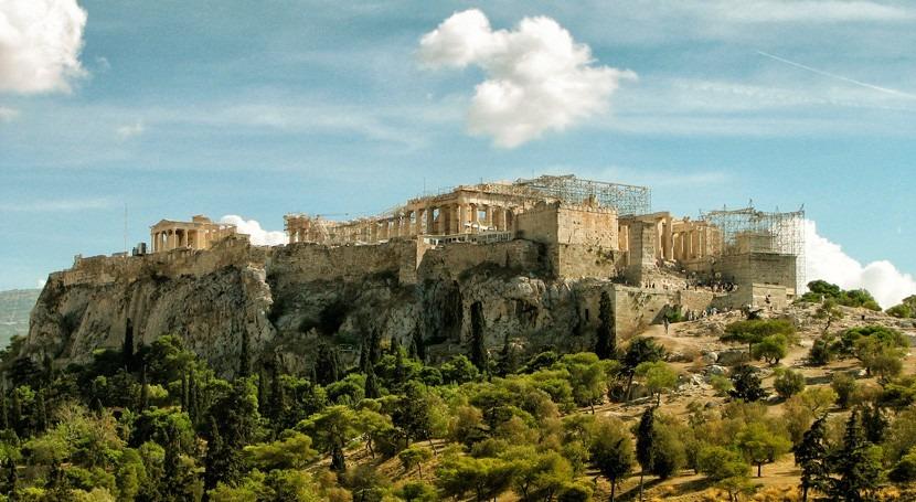Grecia o origen ingeniería