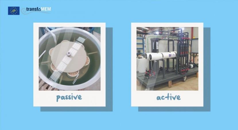 Análisis económico y ambiental reciclaje membranas ósmosis inversa