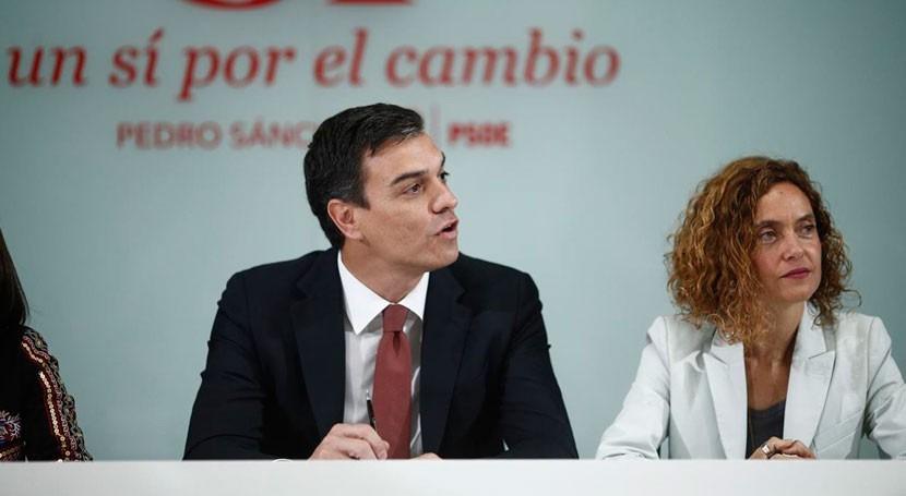 """Economía circular, uso energía y recursos naturales: puntos """"verdes"""" PSOE cara al 26J"""