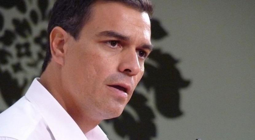 Pedro Sánchez propone crear comisión interministerial crecida Ebro