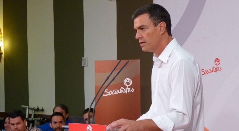 """Sánchez: """"Apostamos que agua no sea fuente conflicto, sino elemento cohesión"""""""