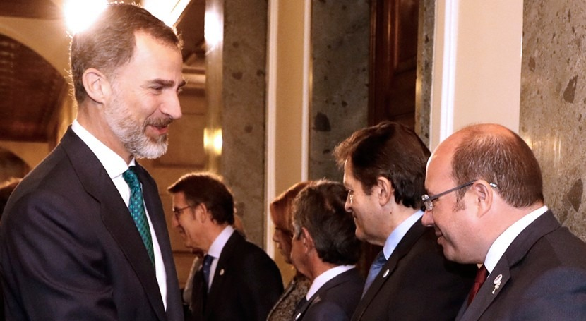 Murcia reivindica necesidad Pacto Nacional Agua