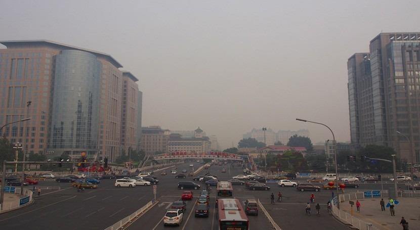 Pekín creará fuerza policial luchar delitos ambientales