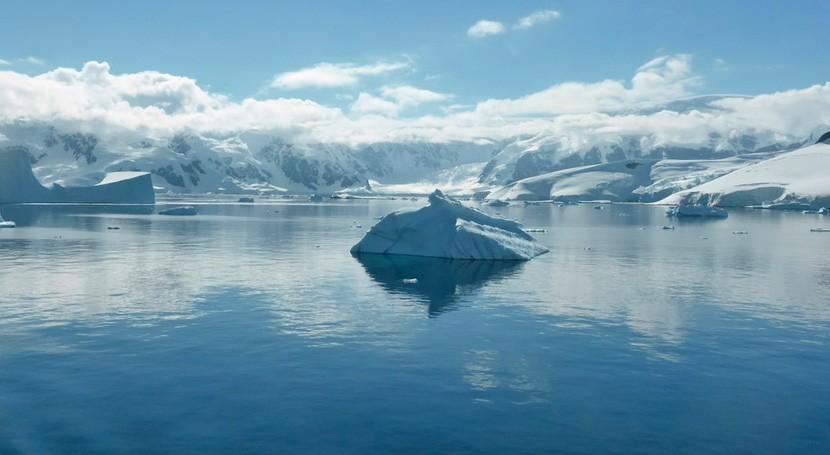 ozono y variabilidad natural clima impulsan enfriamiento Península Antártica