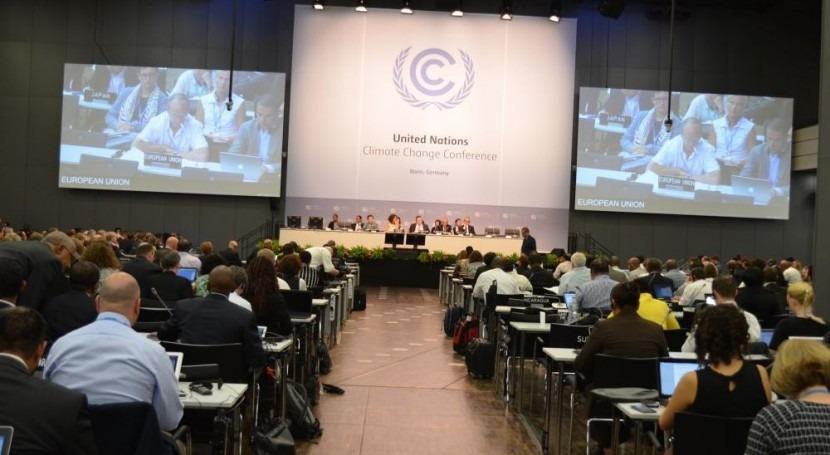 Primera reunión Mecanismo Varsovia Pérdidas y Daños cambio climático