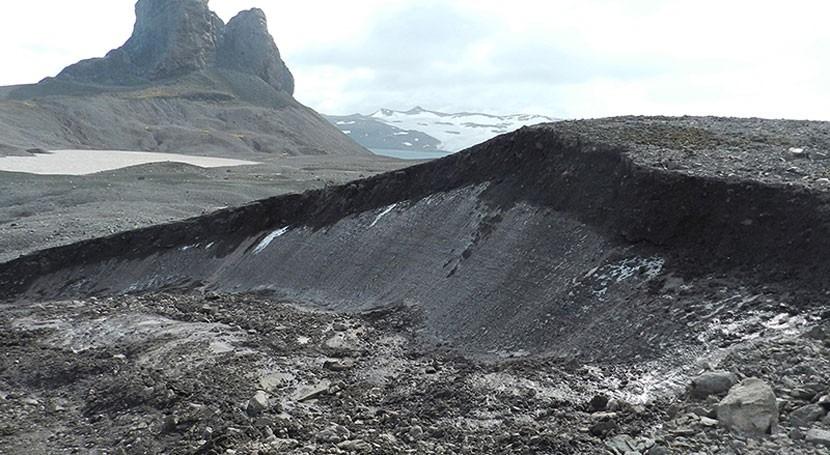 temperatura permafrost se incrementa escala mundial
