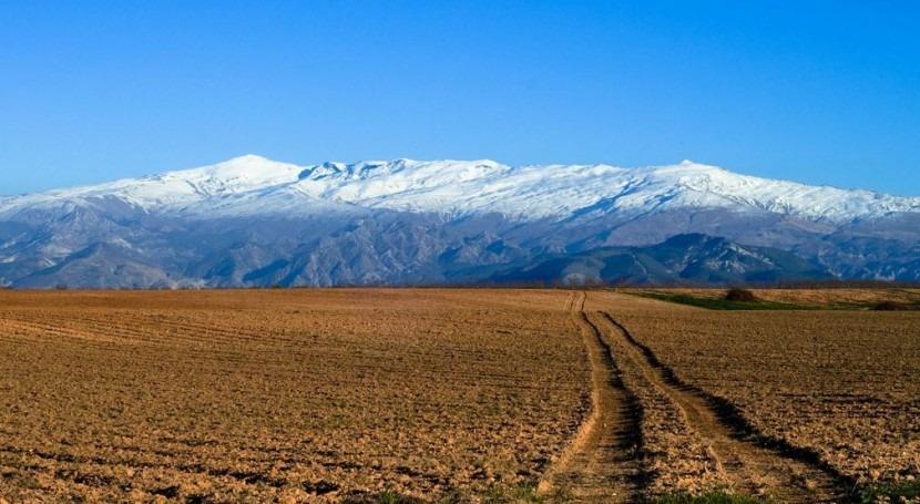 permafrost está desapareciendo picos más altos Sierra Nevada