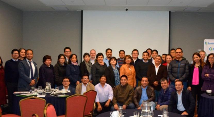 Bolivia y Perú intercambian experiencias cuidado fuentes agua