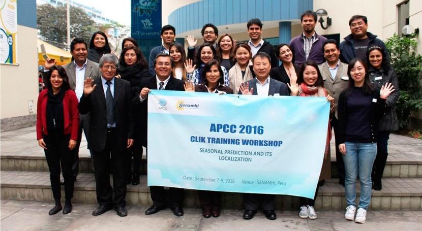 Perú y Corea, unidos mejora tecnologías adaptación al cambio climático