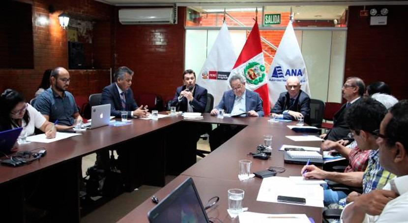 Naciones Unidas capacita técnicos peruanos gestión integral sequía