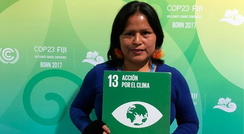 Indígenas peruanos recuperan sabiduría ancestral combatir cambio climático