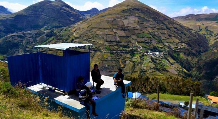 Crónica: acceso al agua Perú rural durante pandemia COVID-19