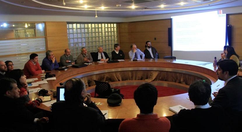 Chile destaca avances materia hídrica reunión mensual PHI