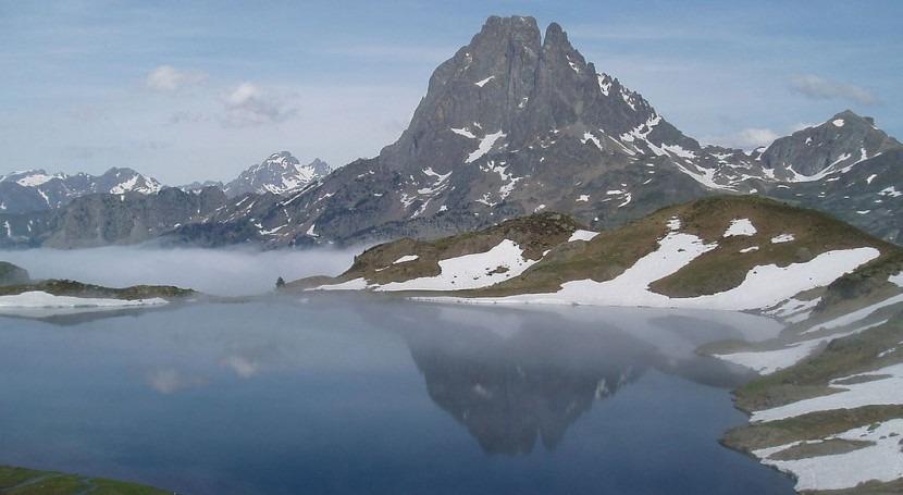 Pico de Midi d'Ossau (Wikipedia/CC)