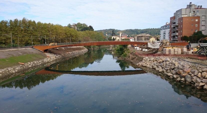 Mañana se corta tráfico puente Martutene; URA inicia demolición 17 noviembre