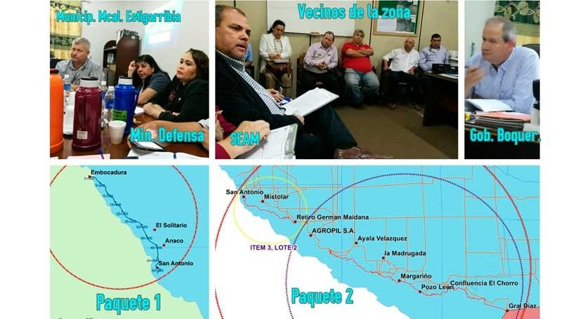 solución integral Río Pilcomayo requiere tres líneas acción