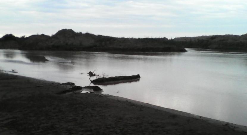 Río Pilcomayo (MOPC).