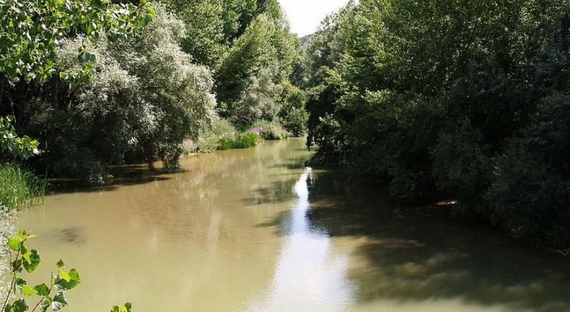 Río Pisuerga (wikipedia/CC)