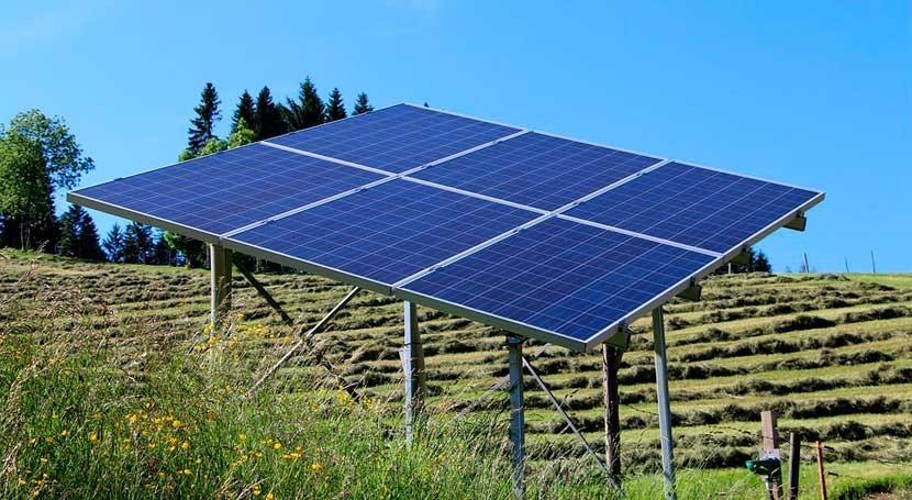 Murcia hará más sostenibles depuradoras instalando placas fotovoltaicas