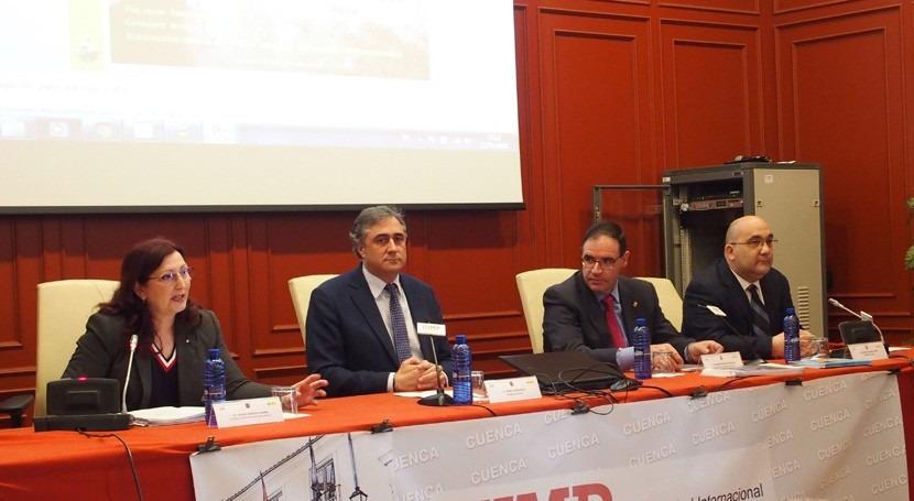 CHJ explica plan reducir riesgo inundación ríos Júcar y Moscas Cuenca