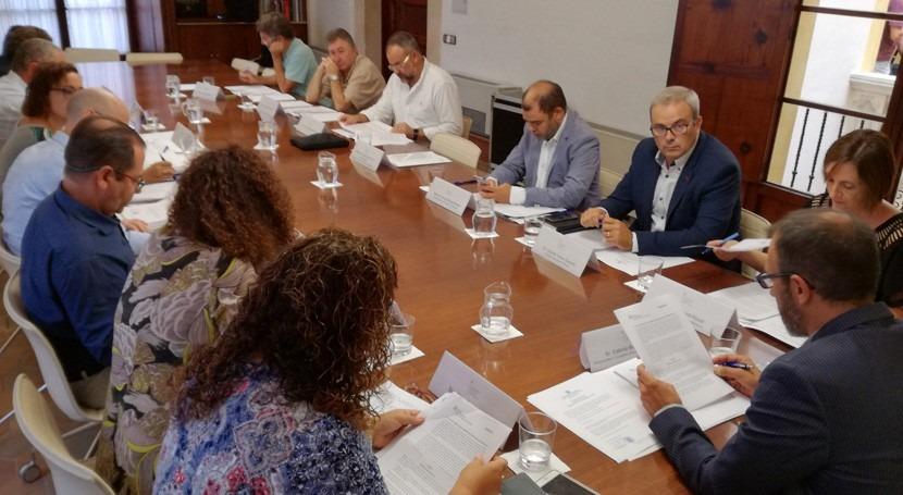 mejora ciclo agua, prioridades Plan Turismo Sostenible Baleares