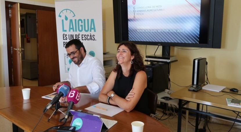 Aprobada revisión anticipada Plan Hidrológico Baleares