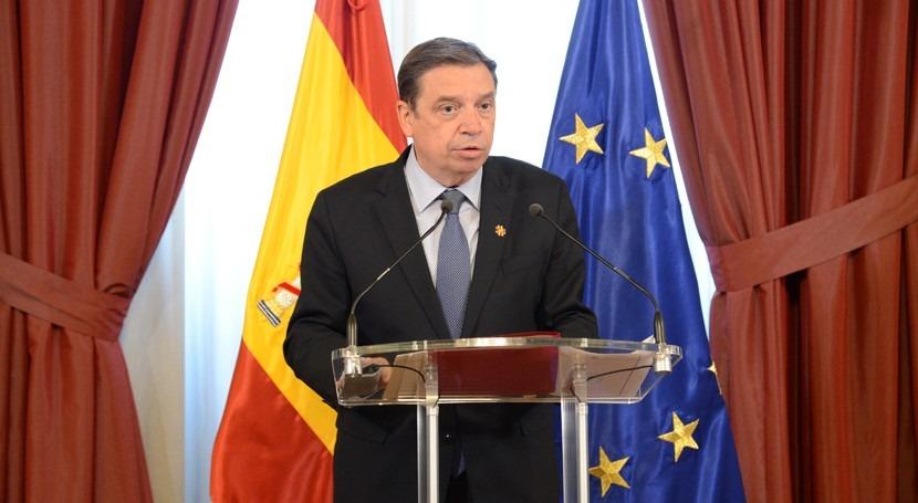 Gobierno España destina 332 millones euros al plan modernización regadíos