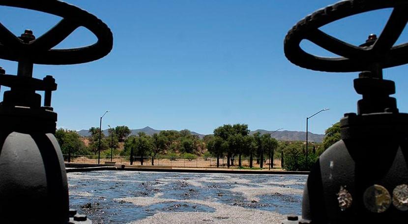 Conagua implementa Sonora tecnología solar más eficiente tratar aguas residuales