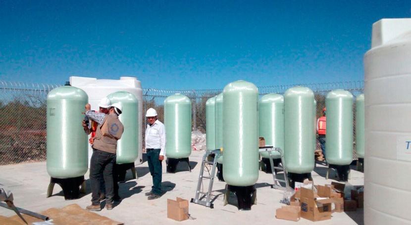 ¿Cómo purificar mantos acuíferos México?