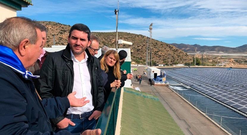 regantes Murcia recibirán ayudas mejorar eficiencia energética riego