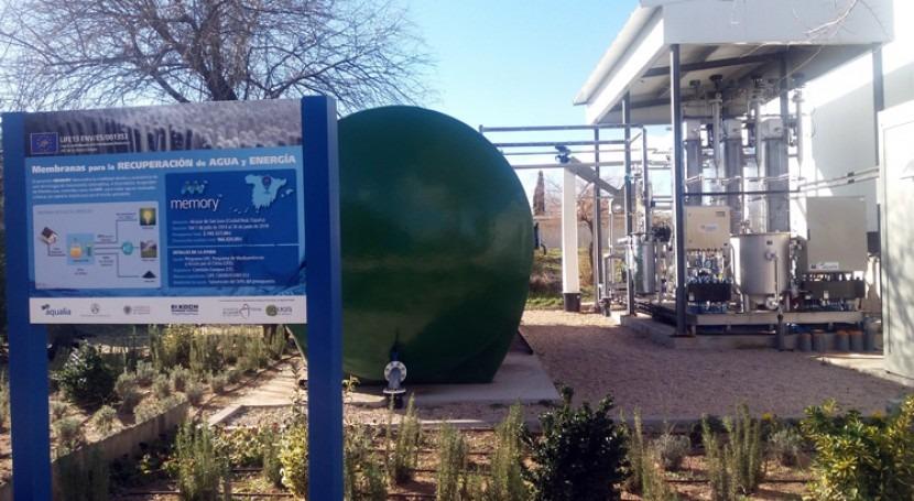 Reducir 70% consumo energético EDAR mediante tecnología anaerobia membranas