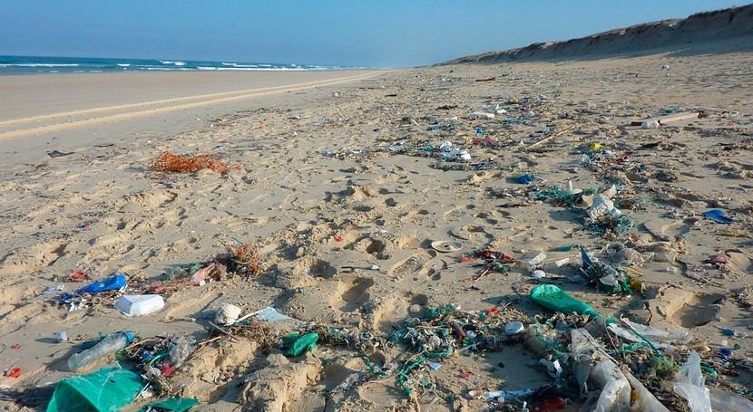 Crece concienciación contaminación plásticos y basuras marinas