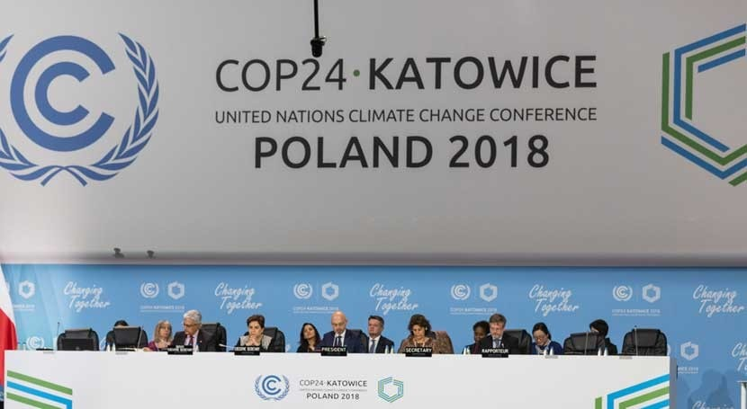 cambio climático y perspectiva género centran conferencia COP24 Polonia
