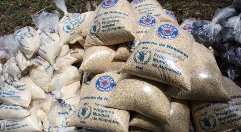 Programa Mundial Alimentos amplía ayudas sequía Centroamérica y Haití
