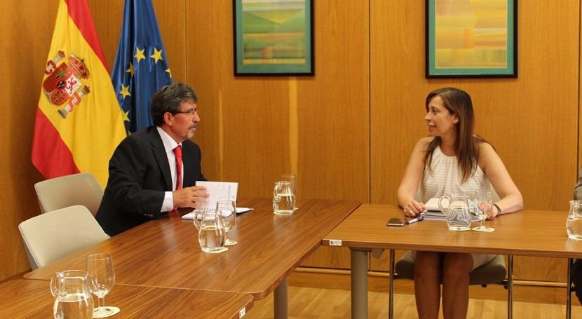 Castilla- Mancha aporta propuestas marco debate Pacto Nacional Agua