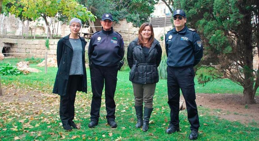 Ayuntamiento Maó presenta Policía Medio Ambiente