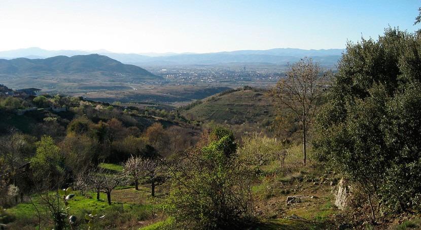 Licitadas obras estabilización talud derecho presa Bárcena Ponferrada, León