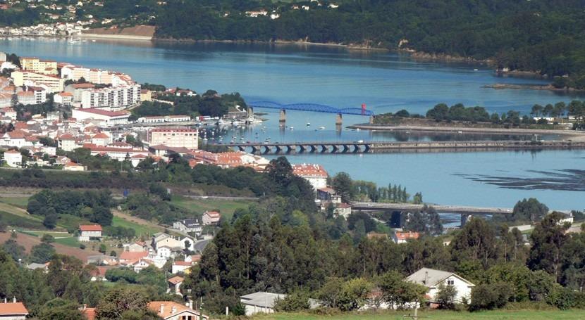 primera fase saneamiento ría Pontedeume costará 4,3 millones euros