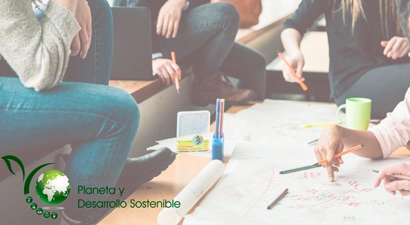 Cátedra Planeta y Desarrollo Sostenible concede 7 becas realización prácticas