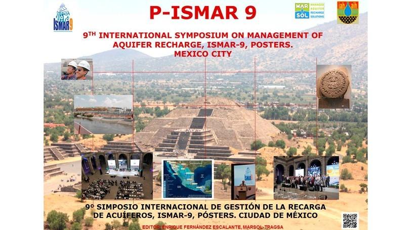 Nuevo libro Hidrogeología Libre. Pósters 9º Simposio Internacional Ismar9, Ciudad México