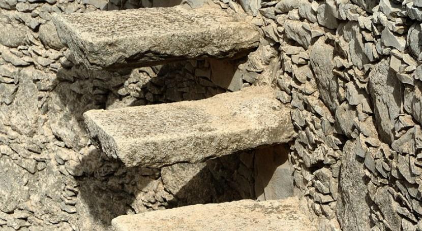 Valor artístico escalinatas agua Isla Gran Canaria
