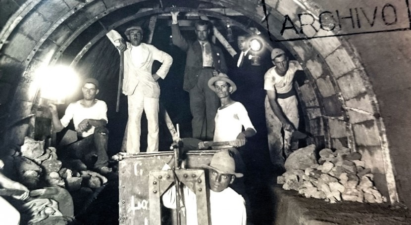 Patrimonio documental agua peligro Isla Gran Canaria (Islas Canarias)