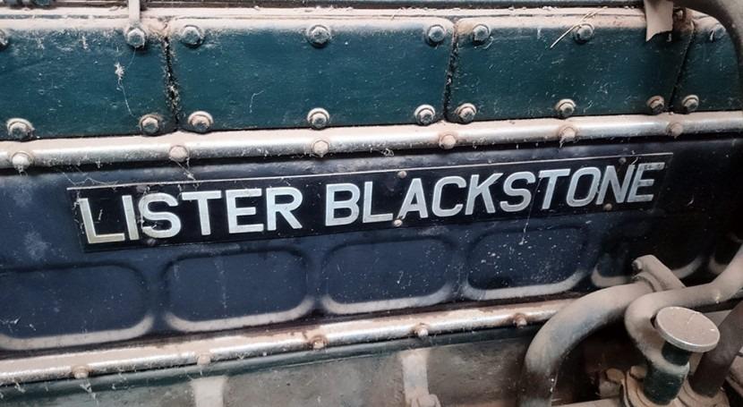 LISTER BLACKSTONE: Obras arte visibles patrimonio industrial agua