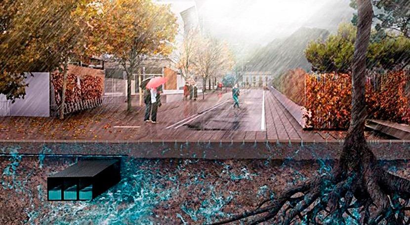 demostrador proyecto LIFE CERSUDS ha gestionado forma óptima 25 episodios lluvia