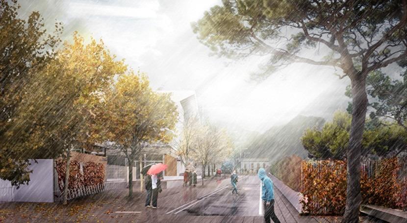 proyecto LIFE CERSUDS, ejemplo europeo resiliencia urbana cambio climático