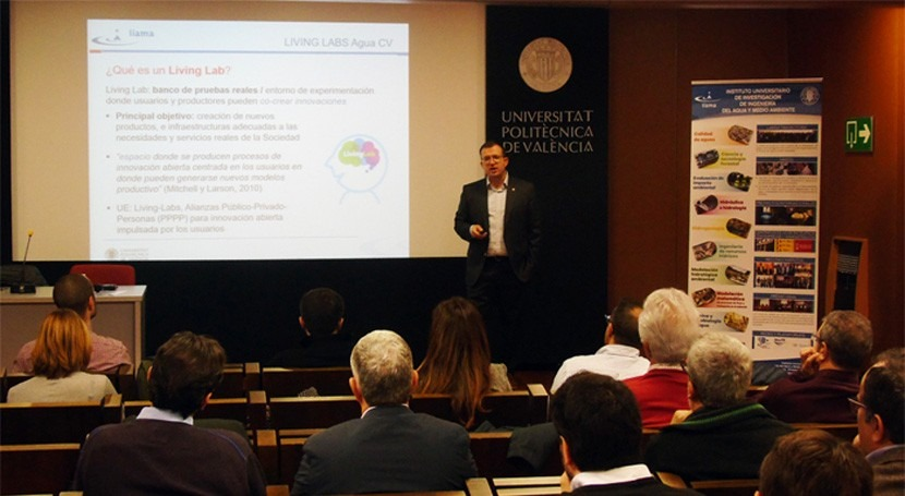 """ Living Labs situarían Comunitat Valenciana vanguardia innovación hídrica"""