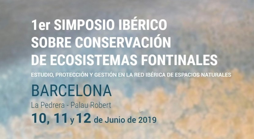 1er Simposio Ibérico Conservación Ecosistemas Fontinales
