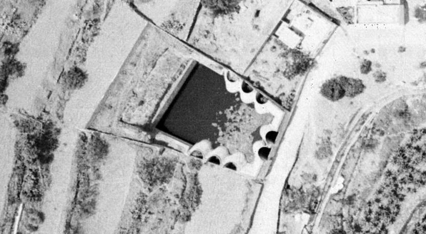Bóvedas múltiples Gran Canaria: Innovación constructiva Estanque Maipez
